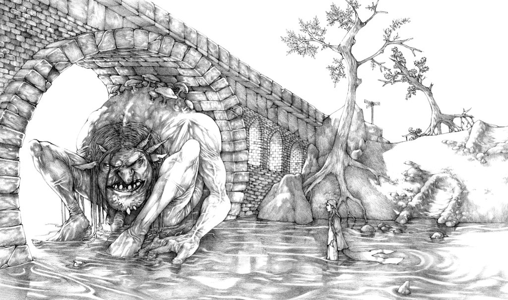 The Troll Beneath the Bridge